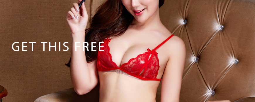 Free Lingerie When Purchase More Than S$50